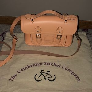 Cambridge satchel company mini satchel